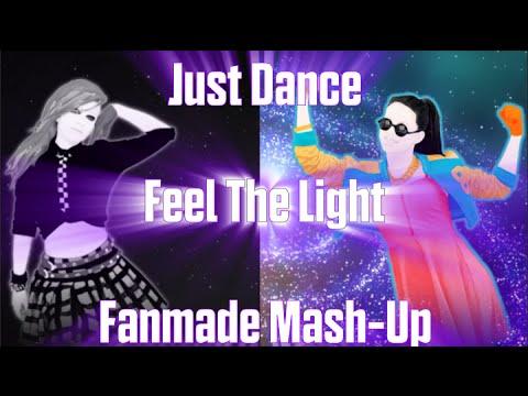 just dance feel the light jennifer lopez fanmade mash up youtube. Black Bedroom Furniture Sets. Home Design Ideas