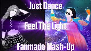 Just Dance | Feel The Light - Jennifer Lopez | Fanmade Mash-Up