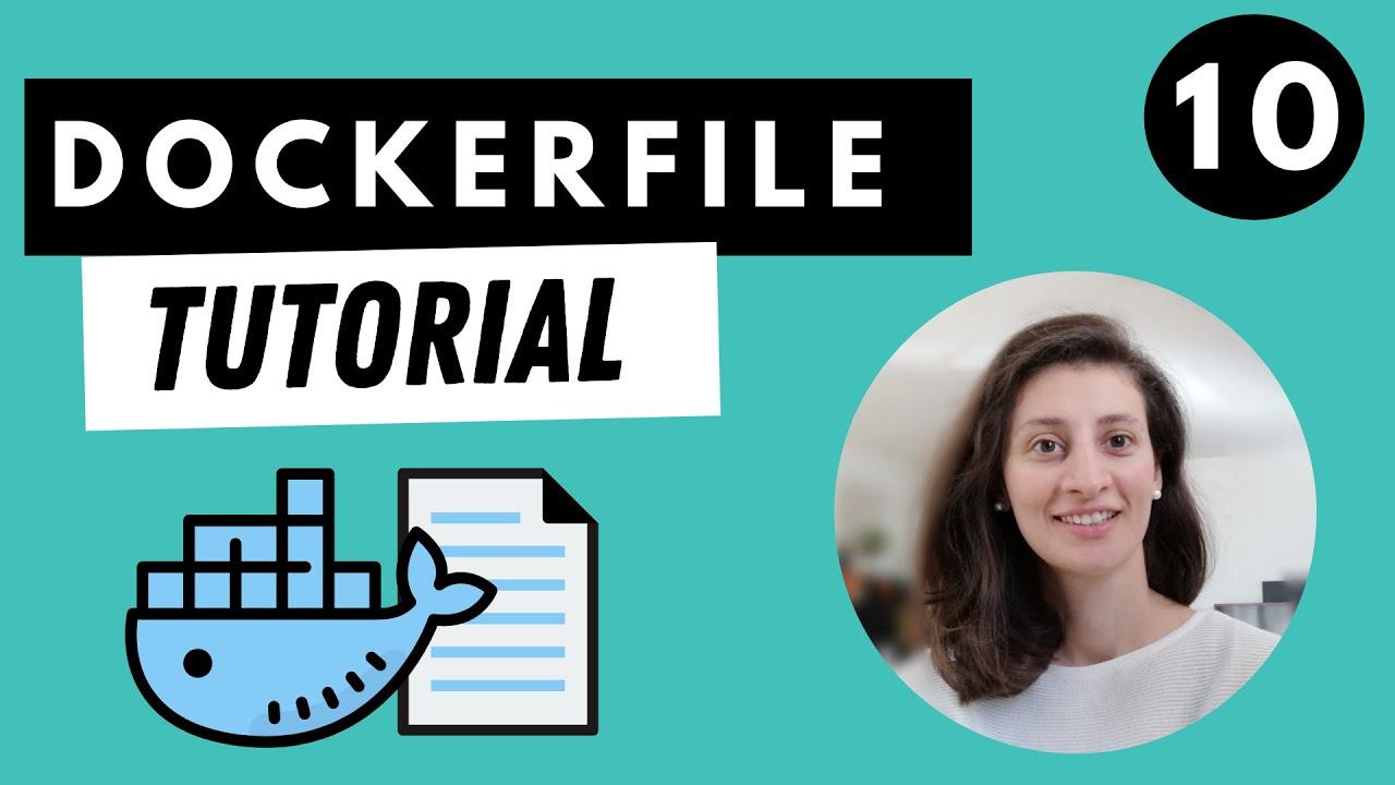 Dockerfile Tutorial   Docker in Practice    Docker Tutorial 20