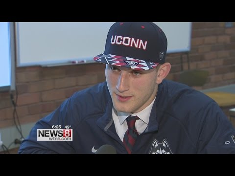 Southington's Jay Rose thinks UConn can win now