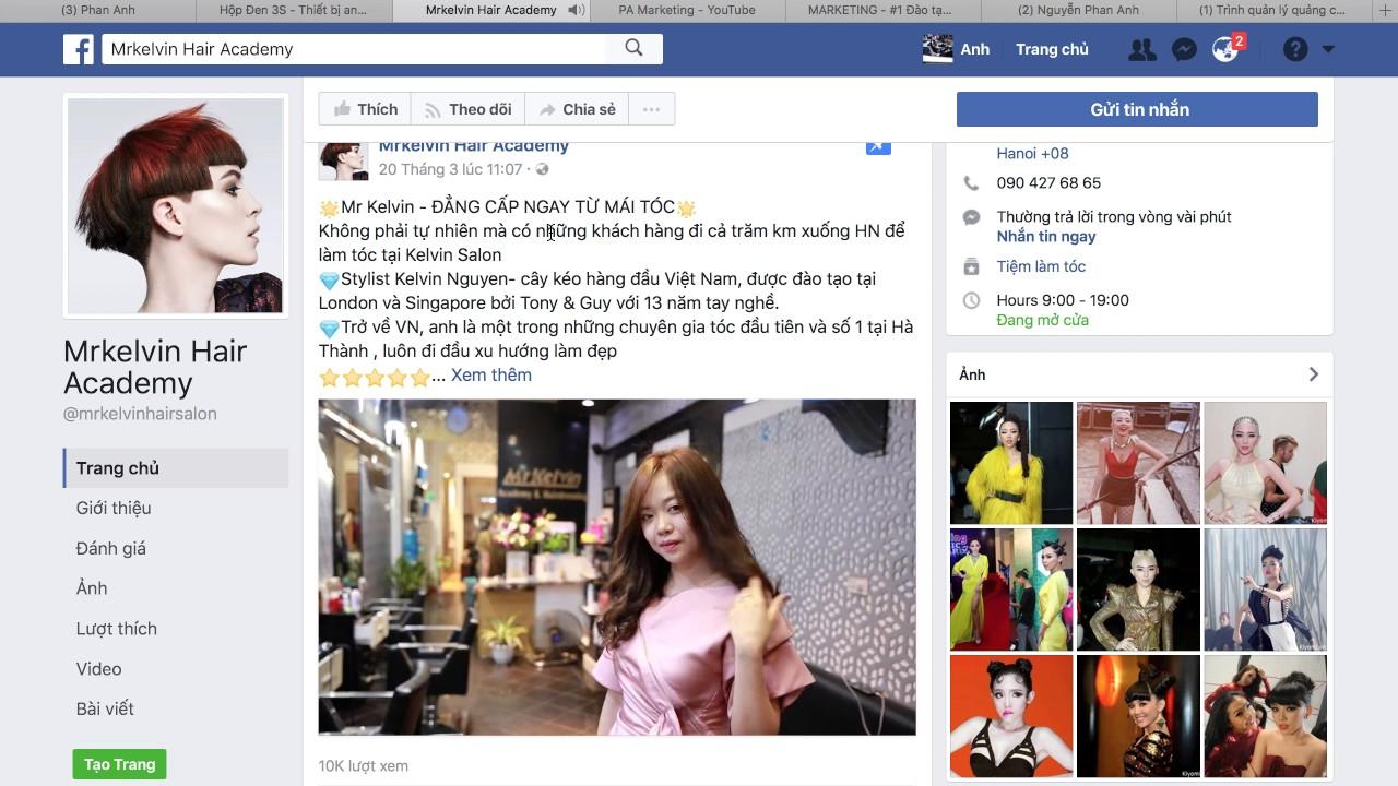 Hướng dẫn tạo quảng cáo Video trên Facebook 2017