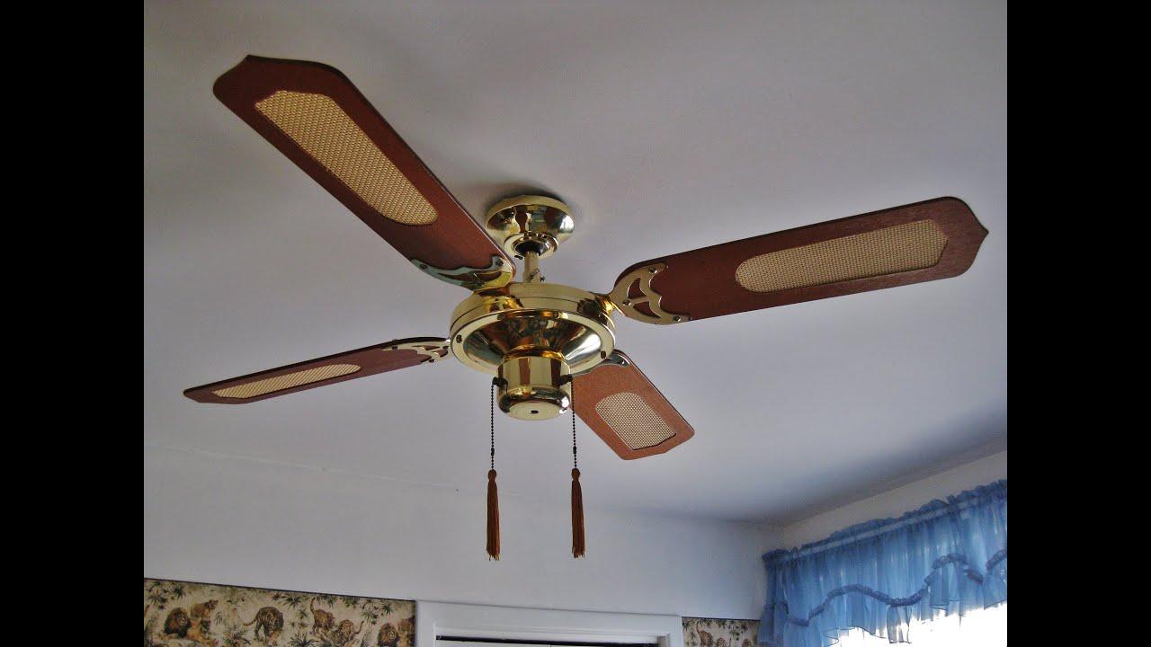 1984 4 Saisons Galaxy 120 cm 48 Ceiling Fan
