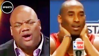 Jason Whitlock Tries To Cash In On Kobe Bryant Tragedy