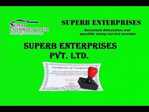 Greetings from Superb Enterprises Pvt. Ltd.