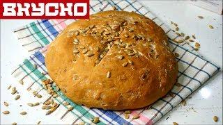 Хлеб домашний своими руками Рецепт хлеба в духовке