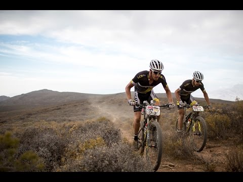 2015 Absa Cape Epic Stage 4 Highlights