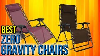 10 Best Zero Gravity Chairs 2017