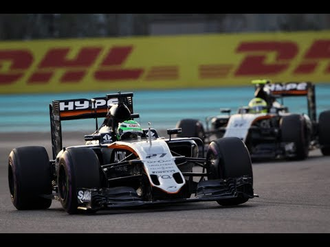 F1 2016 (PC) - Force India Career #21 - Emirates (LIVE)