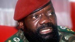 Jonas Savimbi dans archives d'afrique