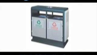 Outdoor Ashtrays & Garbage bins  - eko.mov