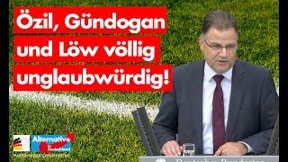 WM: Özil, Gündogan und Löw völlig unglaubwürdig - Jürgen Braun - AfD-Fraktion im Bundestag