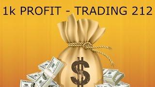 1K PROFIT - Trading 212 Forex Trading #49