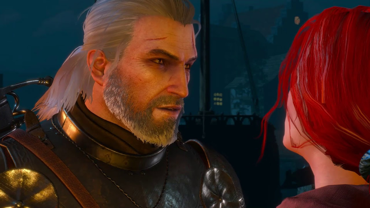 Now or never witcher 3