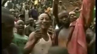 Cuba Gooding Sr singing The Other Way Dedicated to PEACE in the Congo