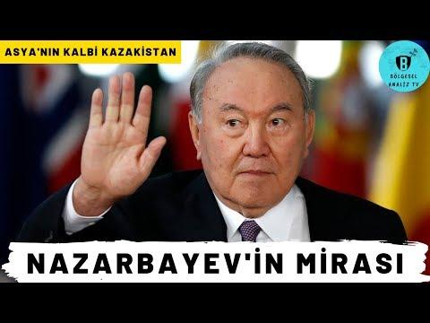 Türk Dünyası'nın Aksakalı Nursultan Nazarbayev