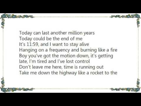 Blondie - 11.59 Lyrics