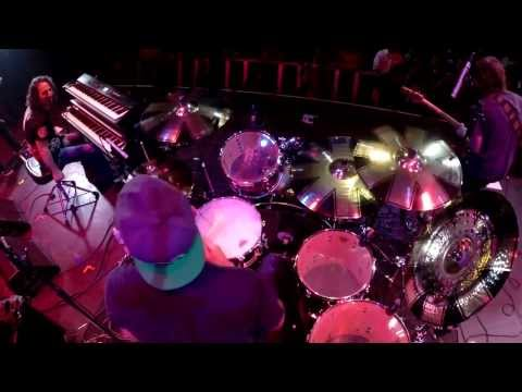 Chad Smith at Guitar Center's Drum-Off Finals