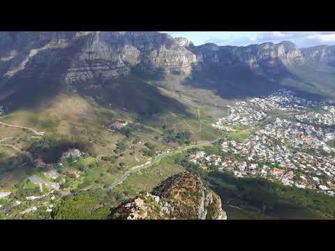 20170825 155145   Klimmen naar top van Lions Head Kaapstad