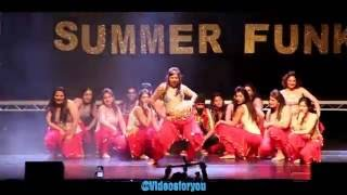 Most Wanted Munda | Banno Tera | Shiamak Summer Funk London 2016 Southall ki and ka bollywood