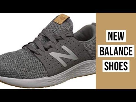 New Balance Men's SPT V1 Fresh Foam Sneaker Unboxing Review