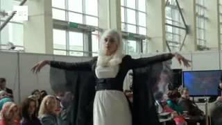 la otra cara de la mujer islmica en el primer festival de moda musulmana