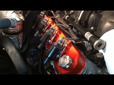 Tall Holley Valve Covers LS Motor Comp Roller Rockers