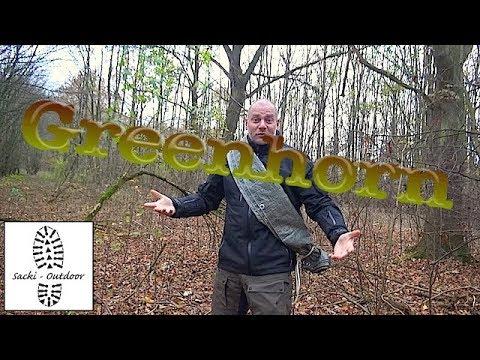 Greenhorn: 1. Survival-Plane + Scout-Rolle