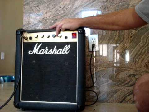 marshall lead 12 guitar amplifier youtube. Black Bedroom Furniture Sets. Home Design Ideas