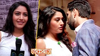 Anika and Shivay's HOT Romantic Moment | Ishqbaaz | Interview