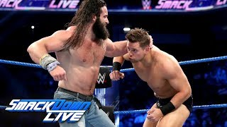 The Miz vs. Elias: SmackDown LIVE, June 11, 2019