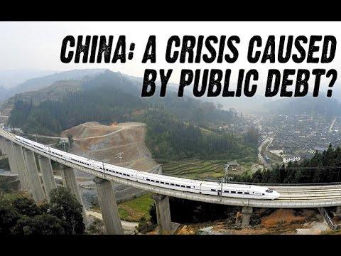[経済学] China's Economy in 2015: Sovereign Debt is NOT the Problem