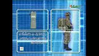 جندي من المشاة في الجيش الوطني الشعبي الجزائري / wahidkha