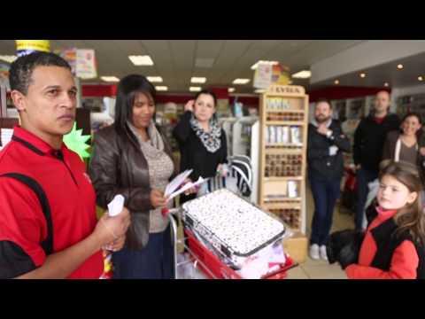 PNA Shopping Spree, Cape Town