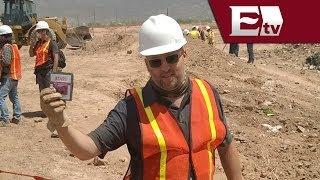 Atari sí enterró decenas de juegos de ET en el desierto de Nuevo México/ Hacker Paul Lara