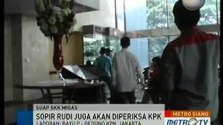 2 Petugas Keamanan Rudi Rubiandini Diperiksa KPK