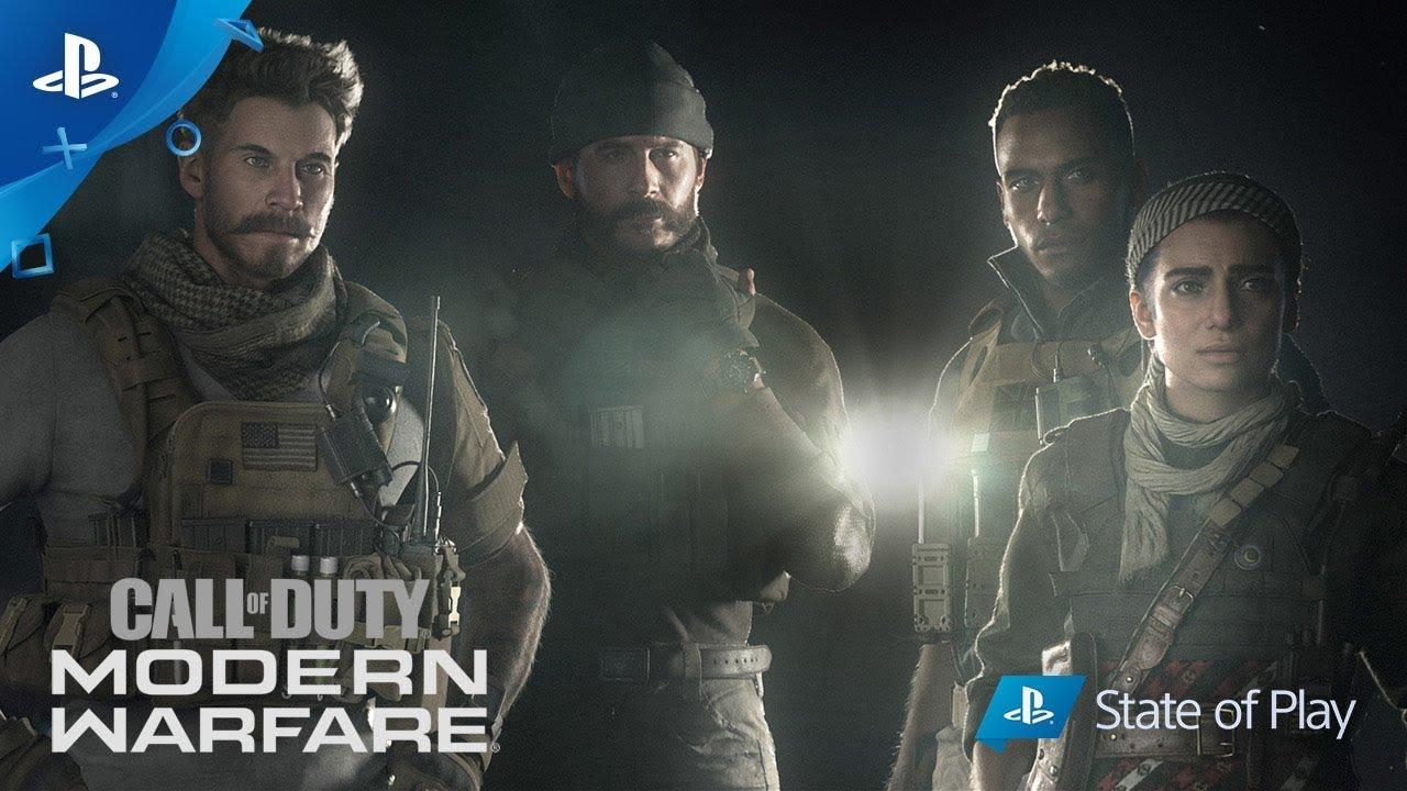 Call of Duty: Modern Warfare - Trailer de história em Português    PS4