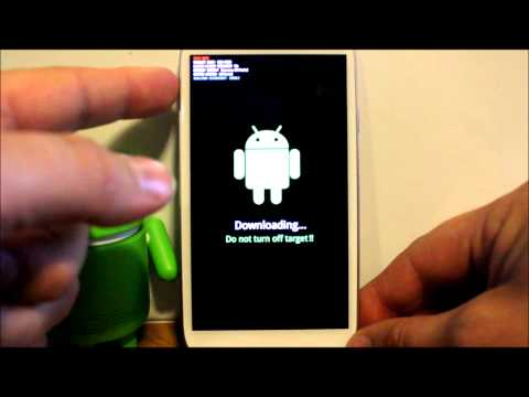 How to enter Download Mode on the Samsung Galaxy S3