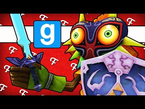Gmod: The Legend of Zelda - GANONDORF! (Garrys Mod Hide and Seek - Comedy Gaming)
