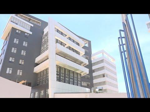 Sphères ministérielles de Diamniadio :  « 42 000 m2 pour 4 immeubles de 10 000 m2…