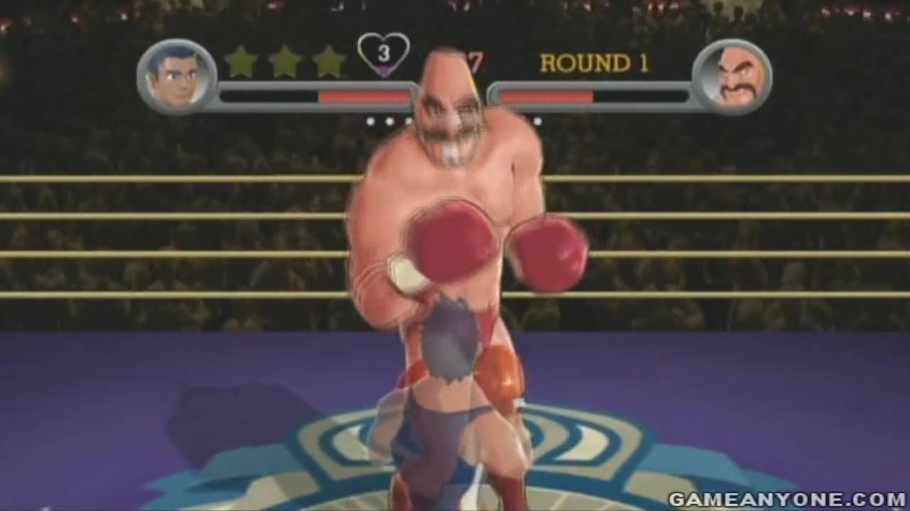 Punch Out Wii Soda Popinski : Punch out wii walkthrough world circuit soda