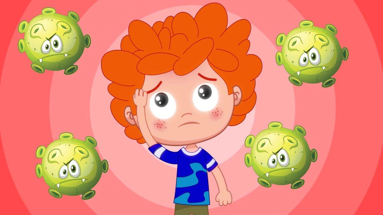 Corona Virüs Var   Aman Kardeşim Evinde  Kal   Korona   Çocuklar İçin Virüslerden Korunma Şarkısı