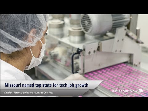 Missouri top state for tech jobs growth