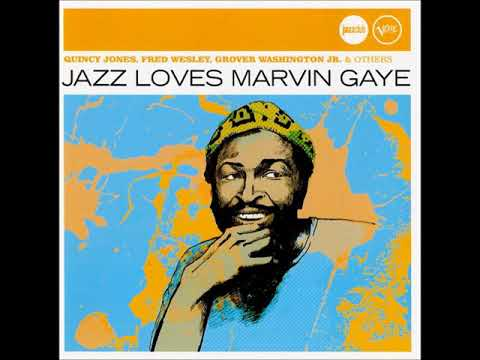 Jazz Loves Marvin Gaye - Various ( Full Album )