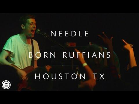 Born Ruffians | Needle LIVE | Houston Tx