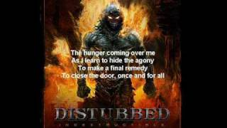 Repeat youtube video Disturbed - Criminal w/ lyrics