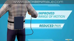 MDcure PEMF - Pulsed Electromagnetic Therapy for Low Back Pain
