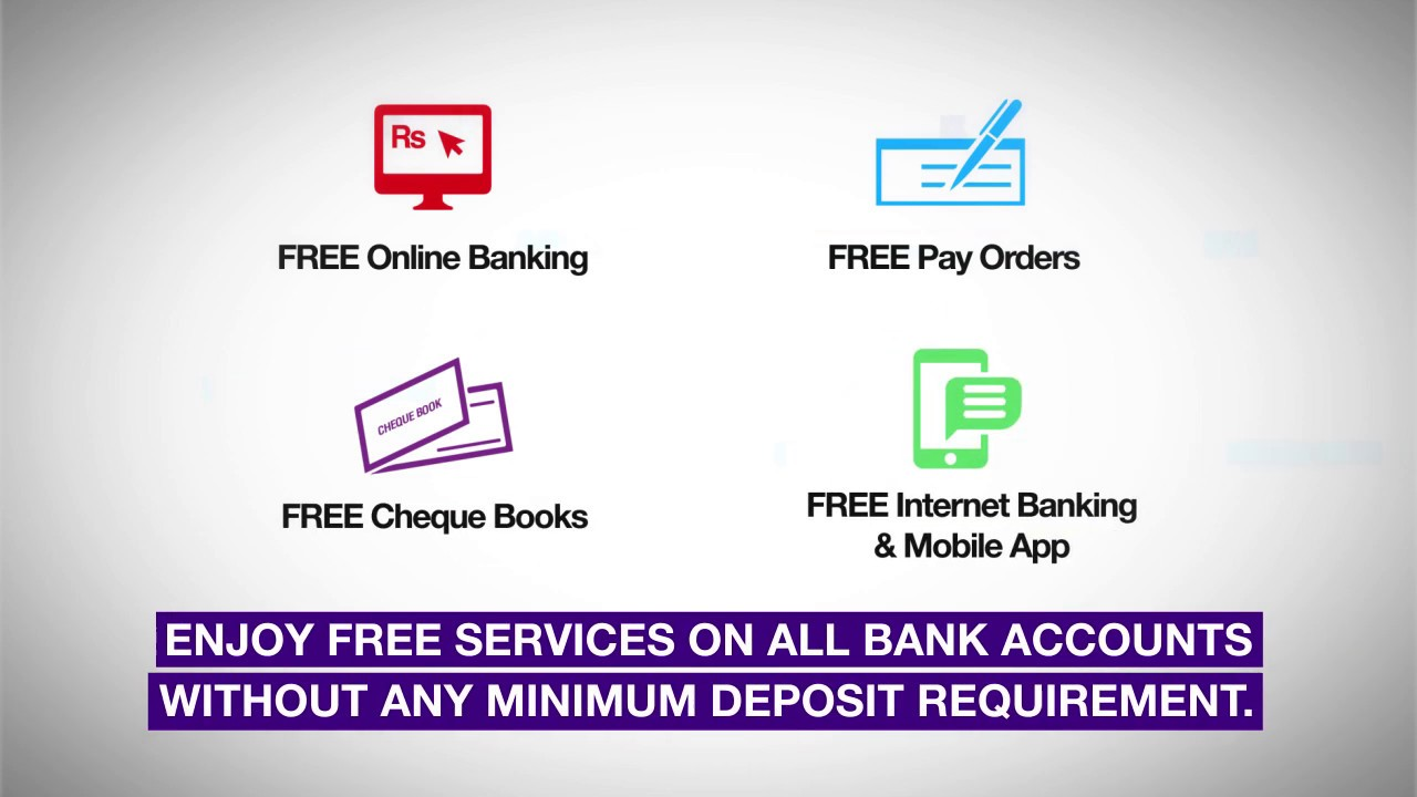 Banking is BEST when it's FREE!