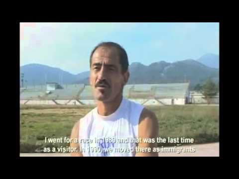 Yiannis Kouros - Forever Running (with English subtitles)