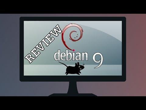 Debian 9 Stretch Xfce review - The Best Xfce distro!