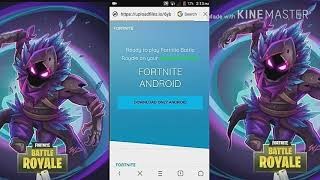 How to skip Fortnite Android verification [how to download Fortnite Android app]